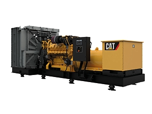 Cat C32 Marine Generator Set (US EPA Tier 3 / IMO II)