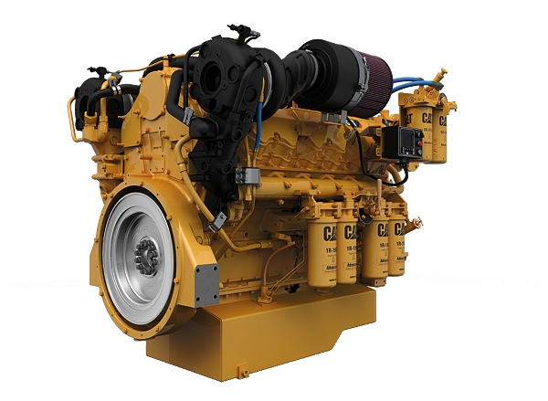 Cat C32 Propulsion Engine (US EPA Tier 3 / IMO II)