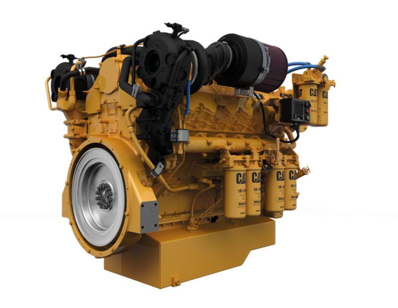 Cat C32 Marine Propulsion (US EPA Tier 3 / IMO II)