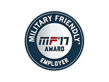 2017 Military Friendly Employer