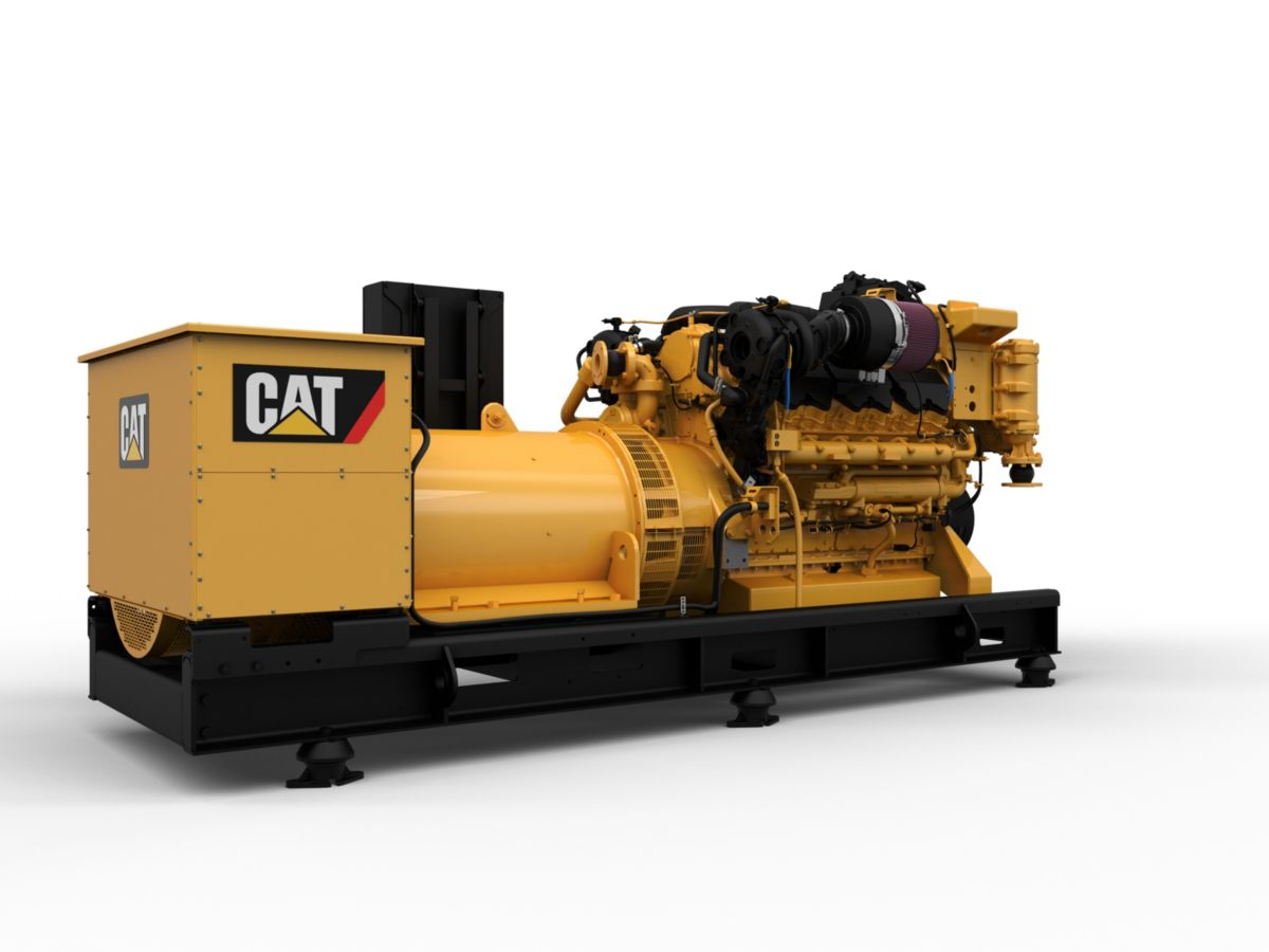 Cat C32 Generator Set (US EPA Tier 4 / IMO III)