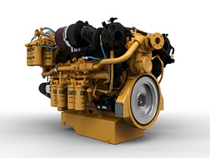 Cat C32 Marine Propulsion Engine (EPA Tier 4 / IMO III)