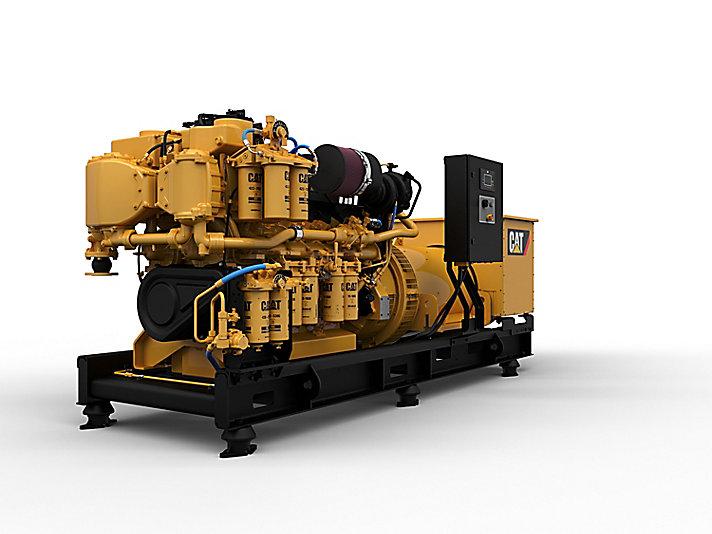 Cat C32 Generator Set (IMO III)   Finning CAT