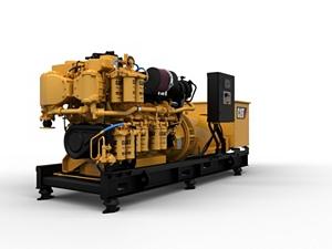Cat C32 Marine Generator Set (IMO III)