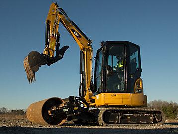 Cat | Mini Excavators Maintenance | Caterpillar