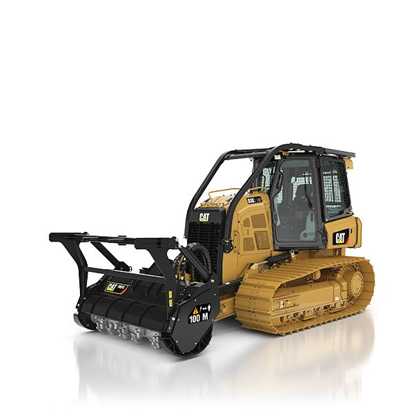 Cat | K2 Small Dozers with Grade Control Technology