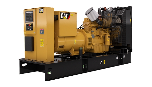 C9 Open Diesel Generating Set
