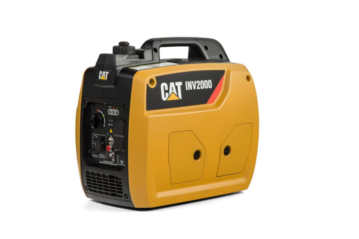 2000 watt inverter generator Cat® INV2000 quiet generator rv generator