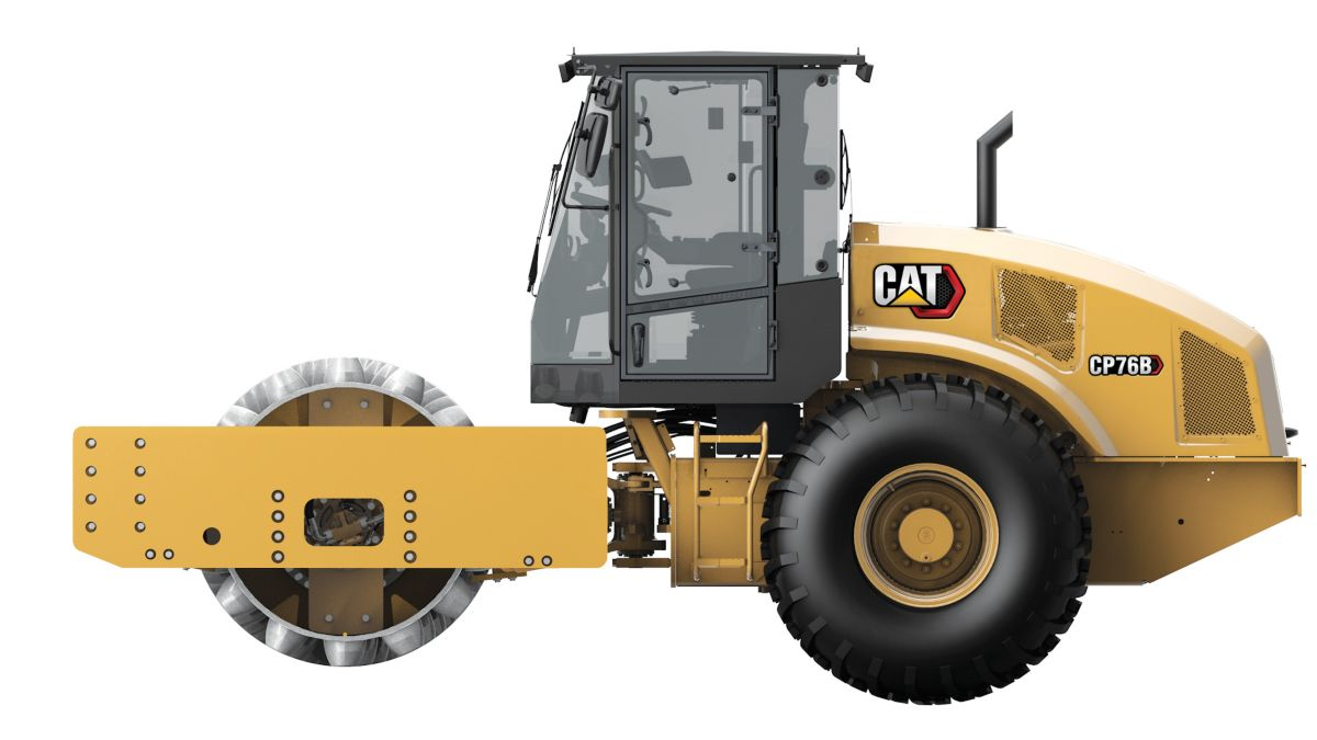 product-CP76B Vibratory Soil Compactor