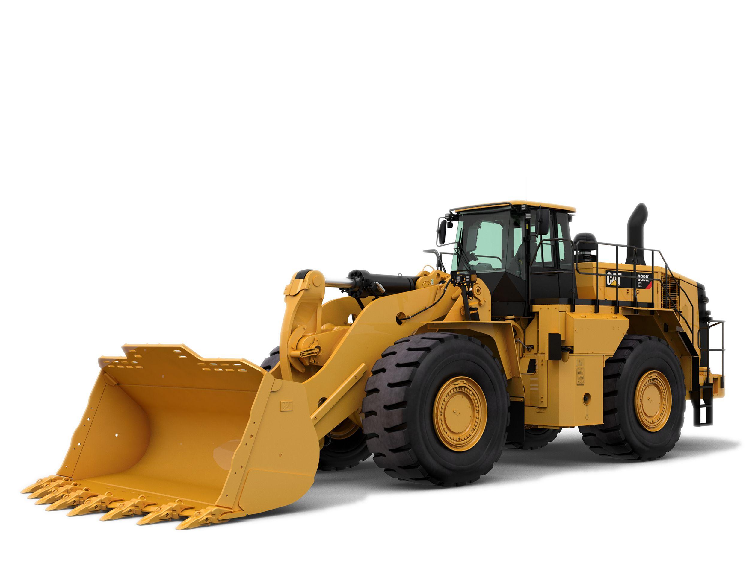 988K XE Large Wheel Loader
