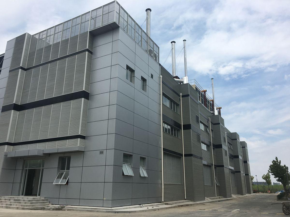 上海腾讯云数据中心 - 热电联产系统