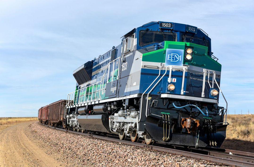 Progress Rail | EMD SD70ACe-T4