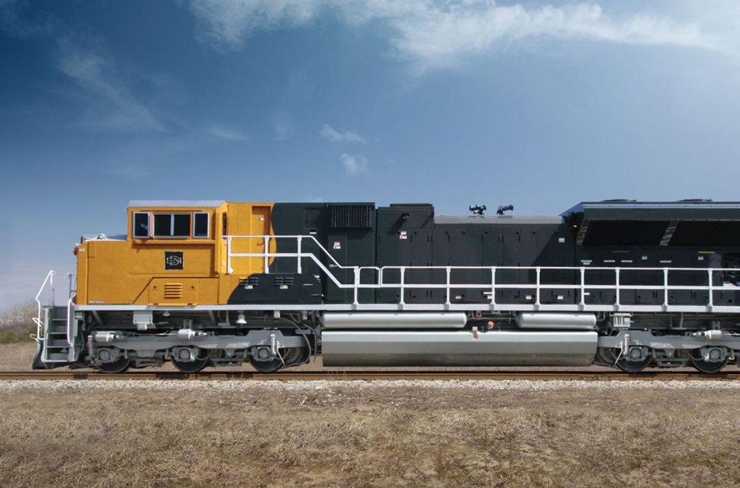Progress Rail Emd Sd70ace Lci