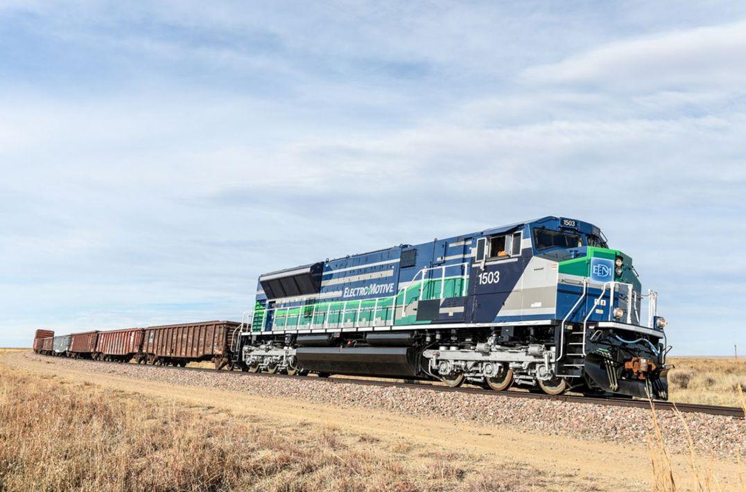 Progress Rail   EMD SD70ACe-T4