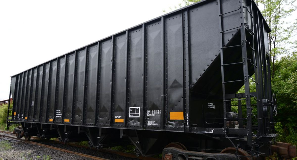 New & Reconditioned Freight Cars