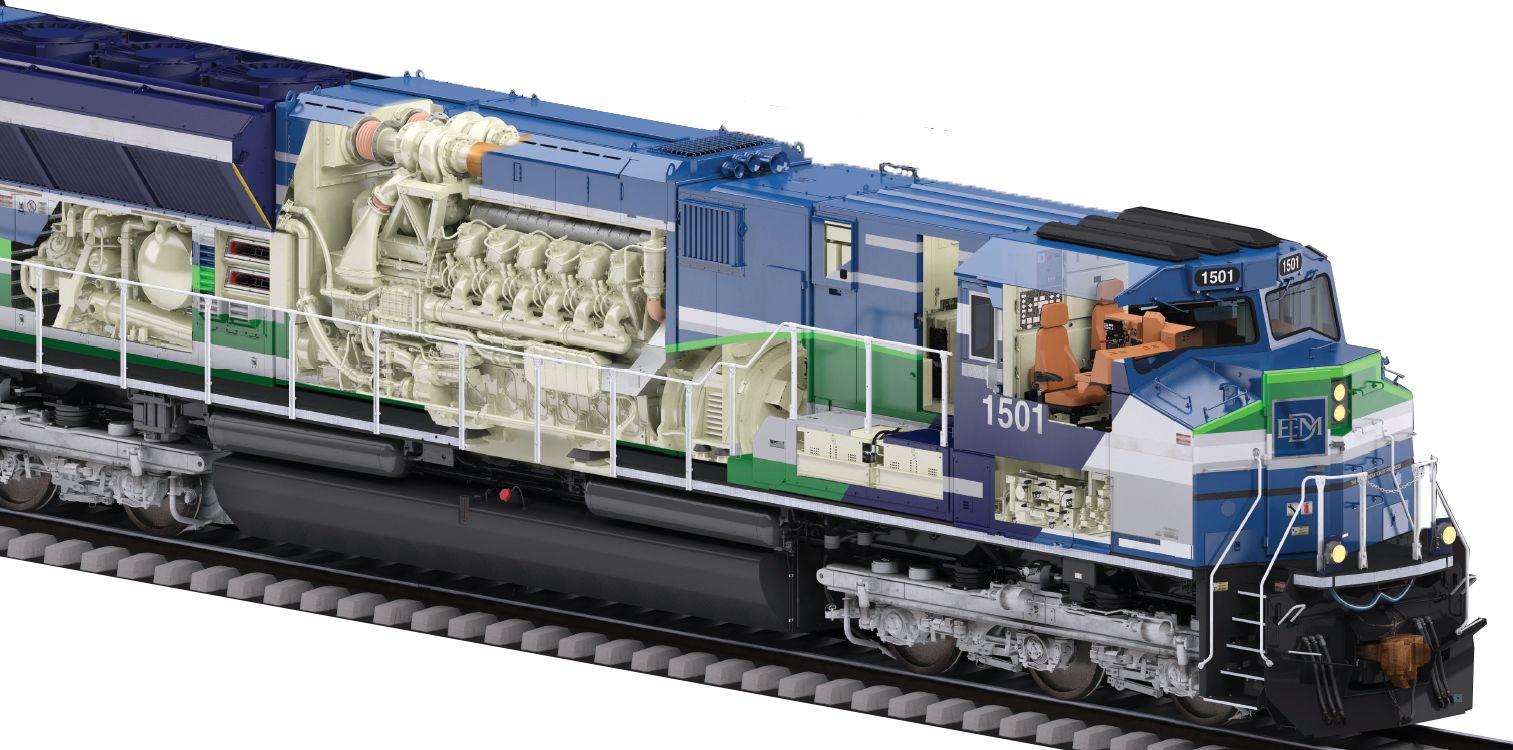 1010 Tier 4 Engine