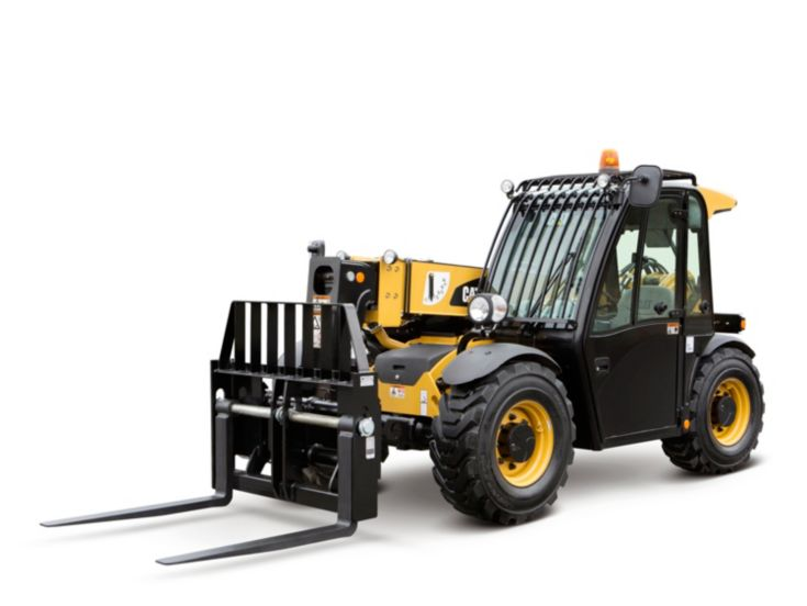 Skid Steer and Compact Track Loaders - TH255C