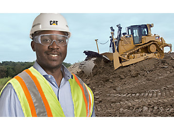 Jamaal, Construction & Digital Technology Sales Consultant