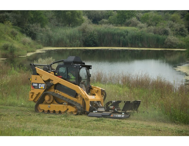 Cat® BRX118C Industrial Brushcutter