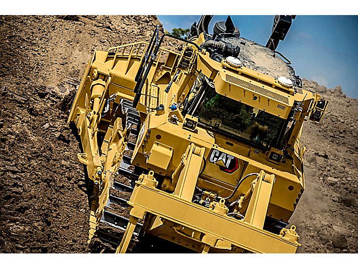 Cat | D8T Dozers | Bulldozers | Crawler Dozers | Caterpillar