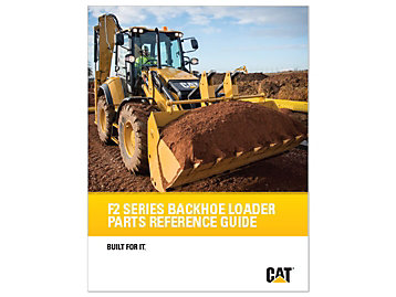 Cat | Backhoe Loader Parts Reference Guide | Caterpillar