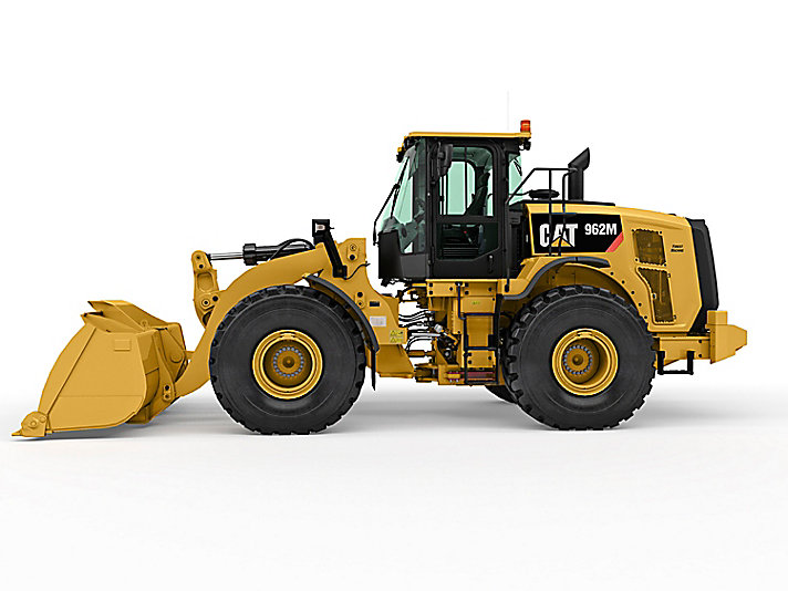 Cat | 962M Millyard | Front Loader | Caterpillar
