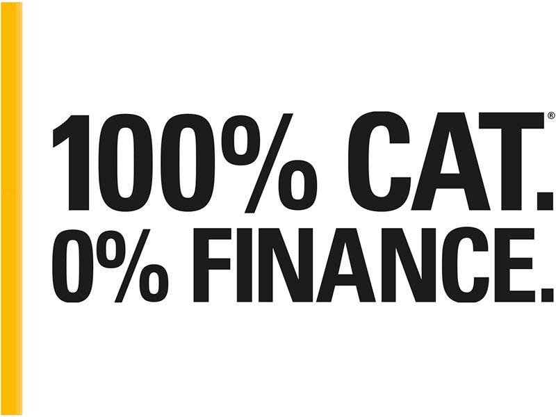 100% Cat. 0% Finance.