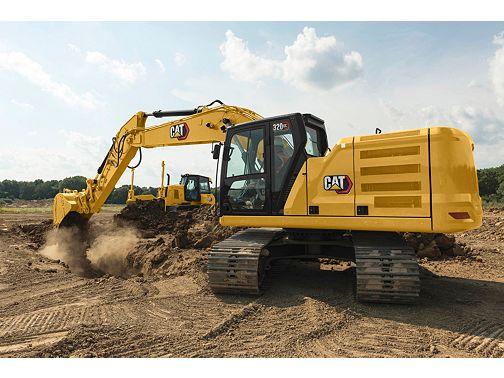 320 GC - Medium Excavators