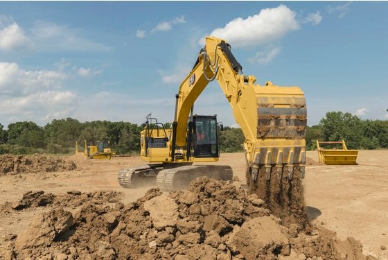 320 GC Hydraulic Excavator, Medium Excavators - Gough Cat
