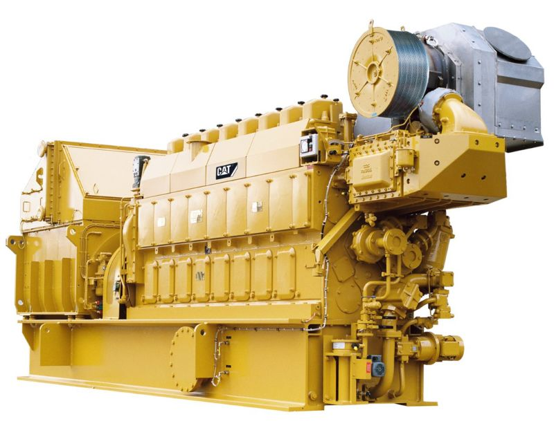 CM20C Electronic Power Generator Sets