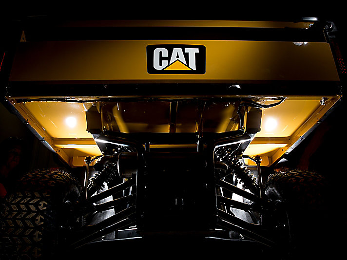 Cat Utility Vehicles Image Gallery