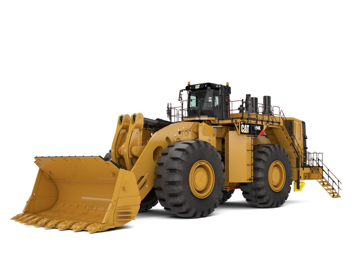 994K Wheel Loaders