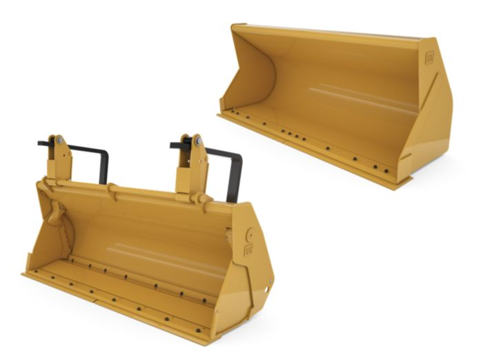Buckets - Backhoe Front