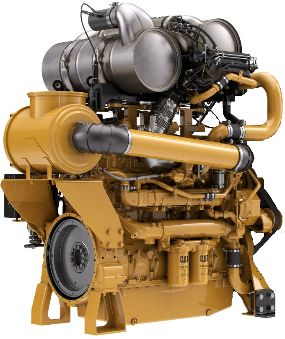 C18 Tier 4 Final Oil Field Genset
