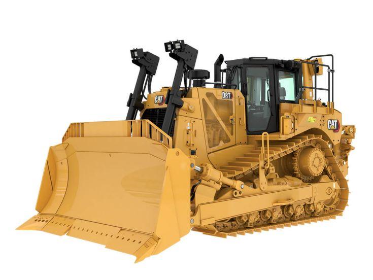 Tracteurs - D8T