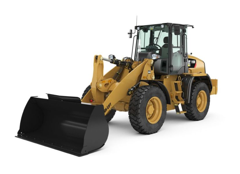 Compact Wheel Loader – Special Offer