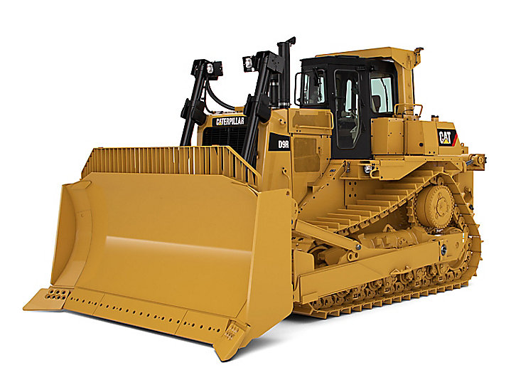 Cat | D9R Dozer | Caterpillar