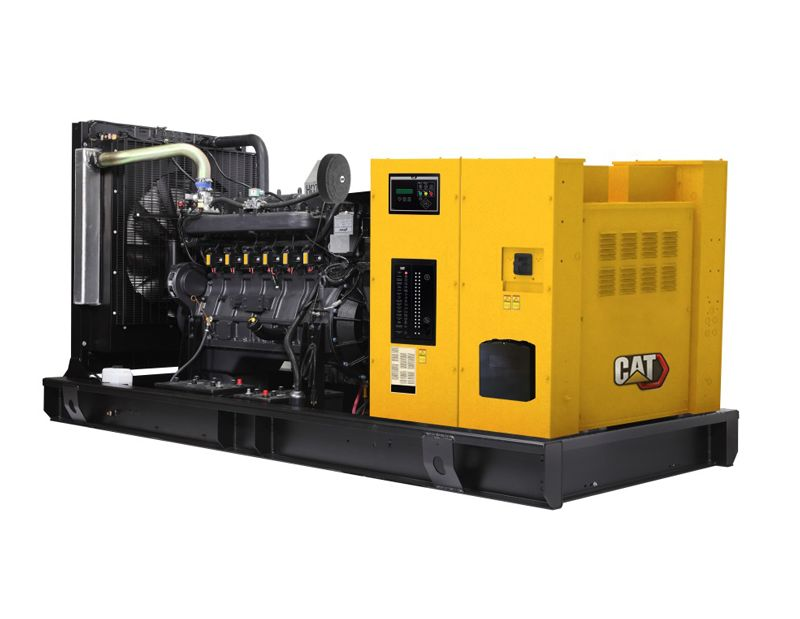 Open Generator Set