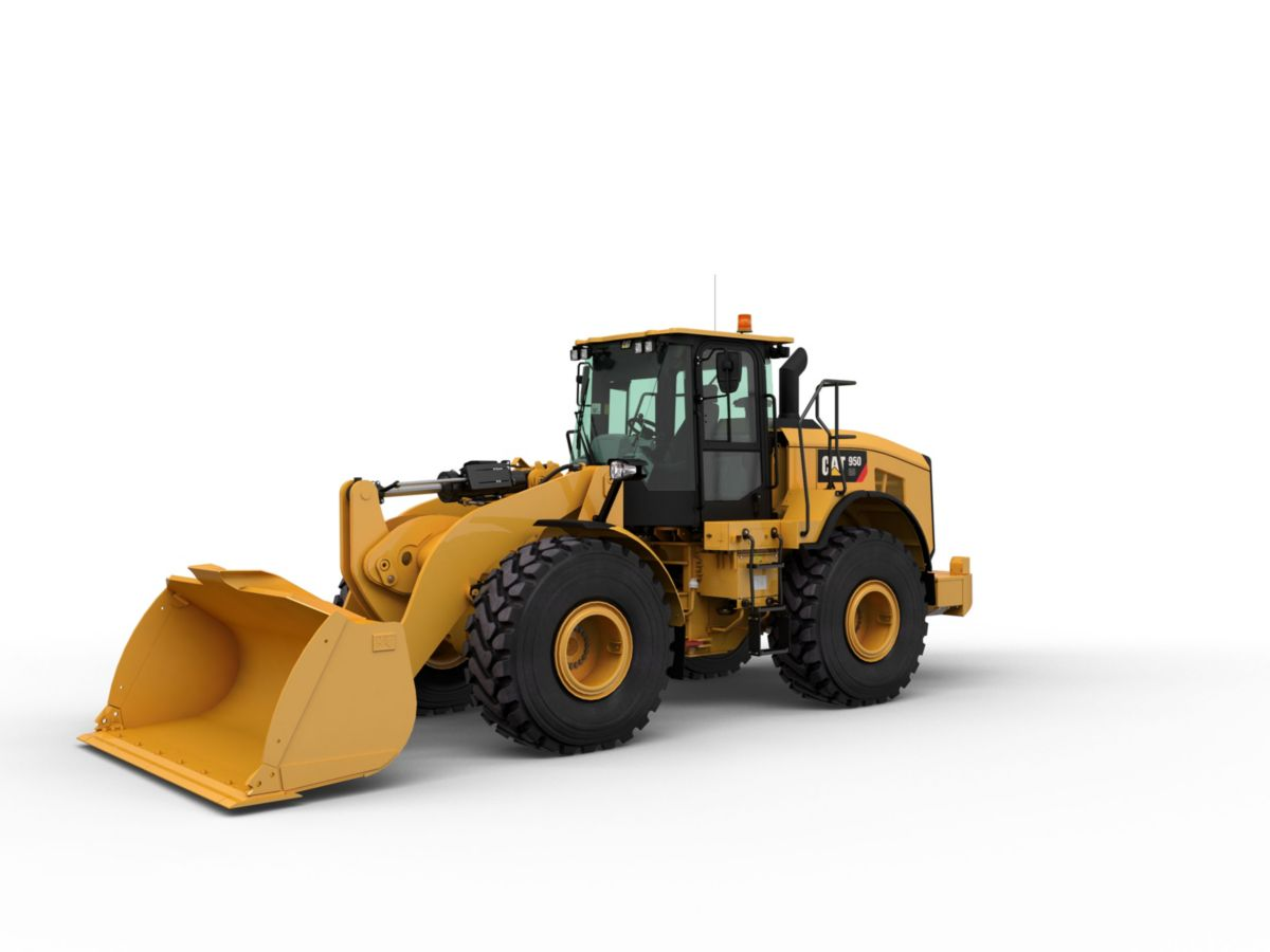 950 GC Wheel Loader | Front Loader