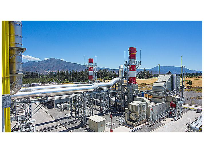 Cogeneration Power Generation Solar Turbines