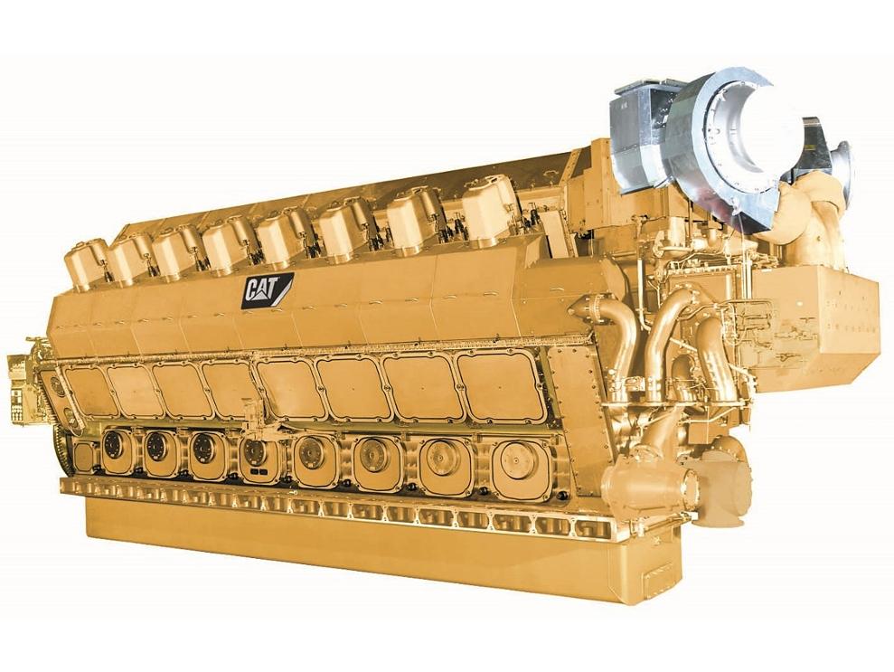 CM43C V-Type Electronic Power Generator Sets