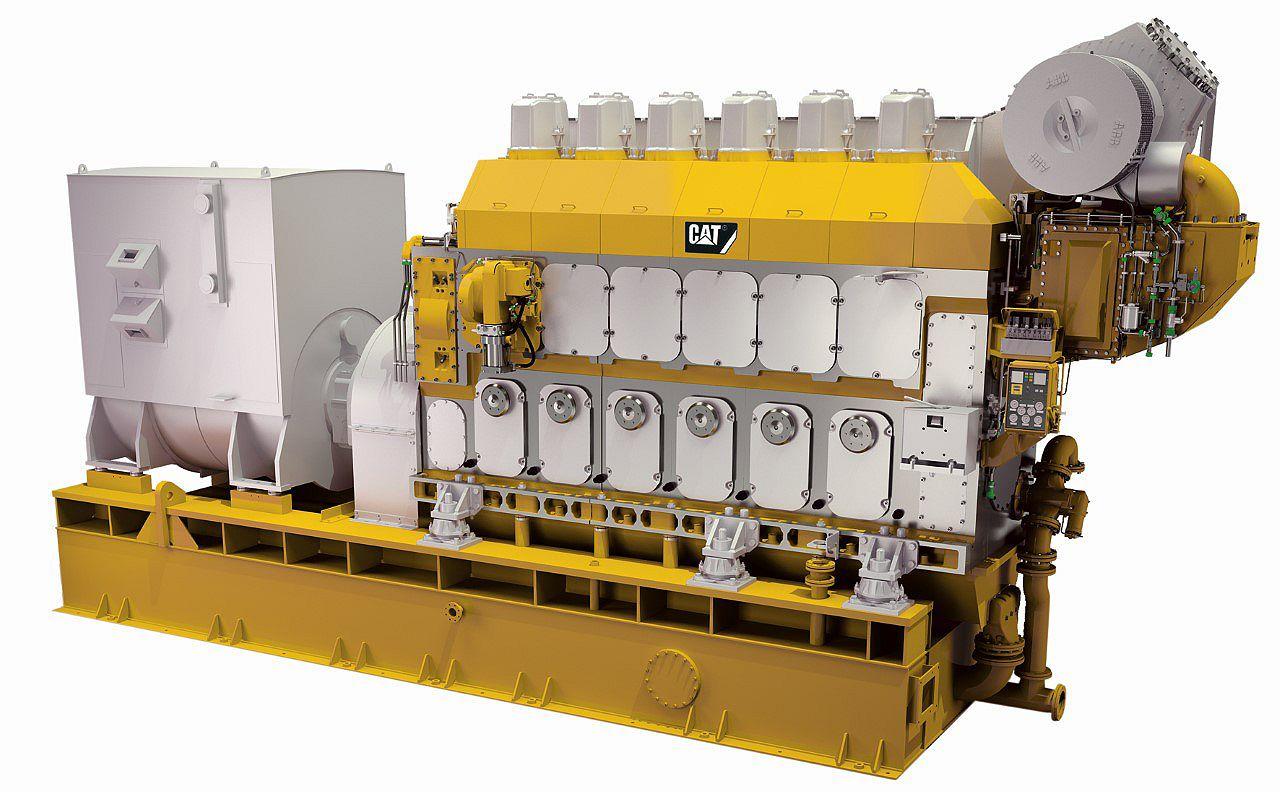 CM43C Inline Electronic Power Generator Sets