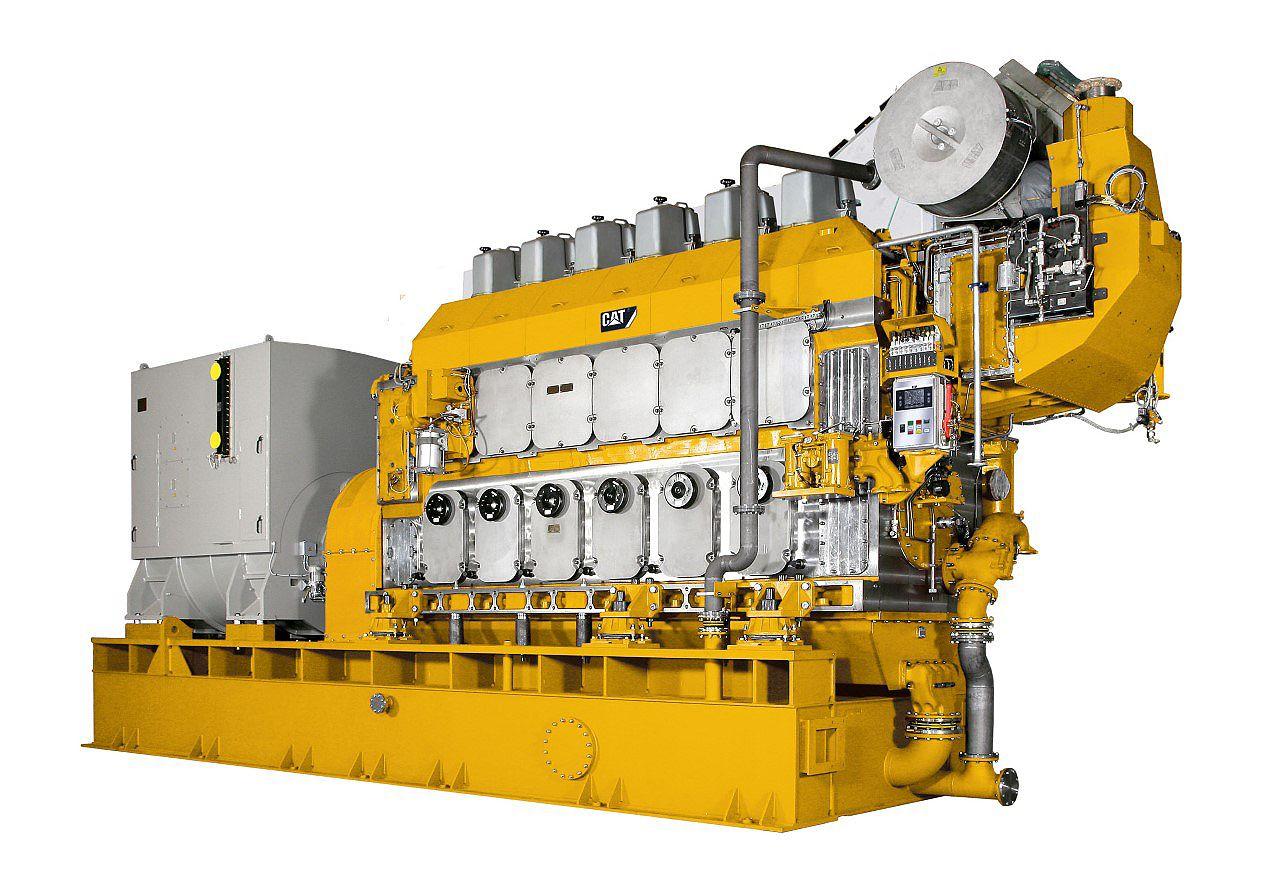 CM46DF Inline Electronic Power Generator Sets