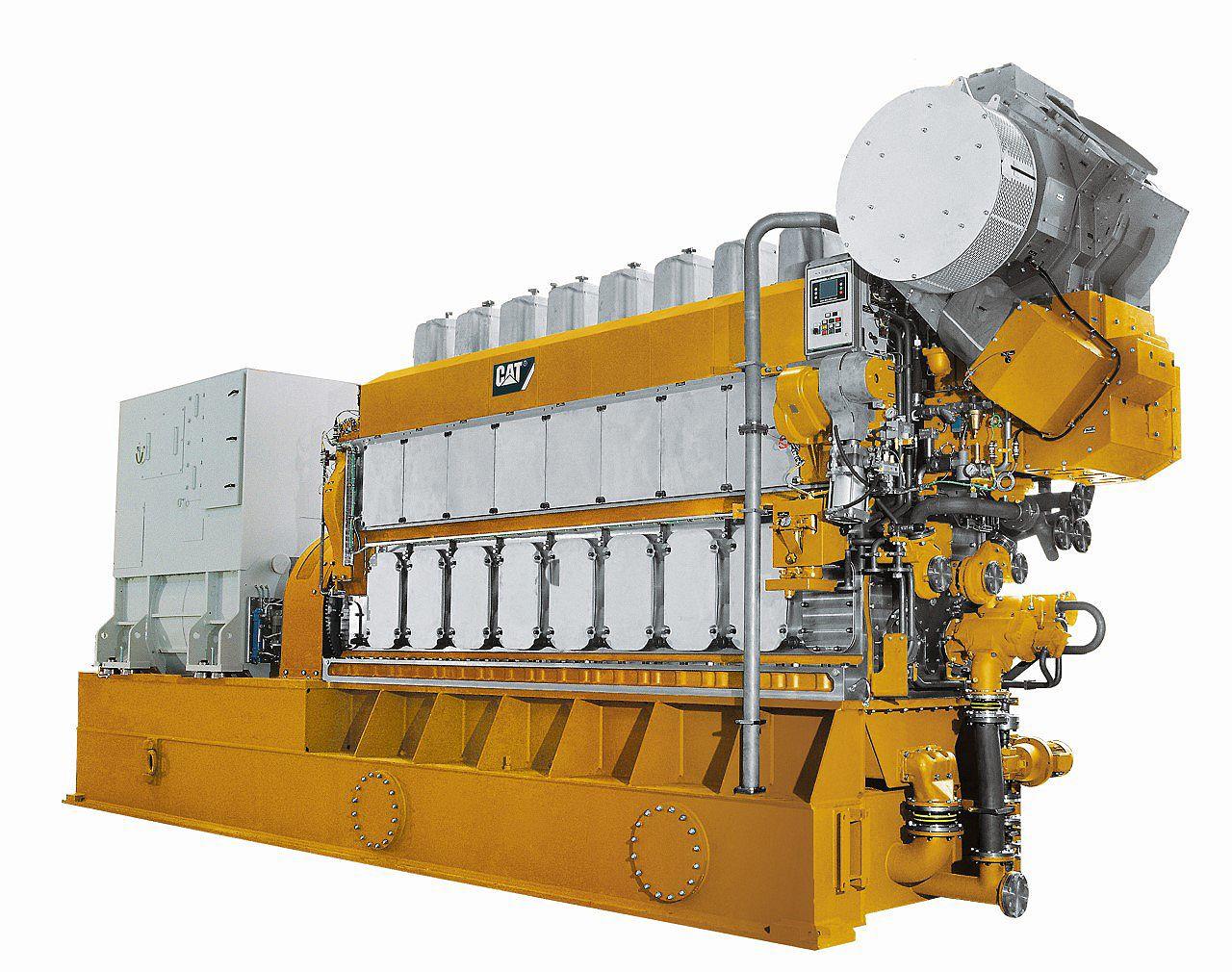 CM32E Electronic Power Generator Sets