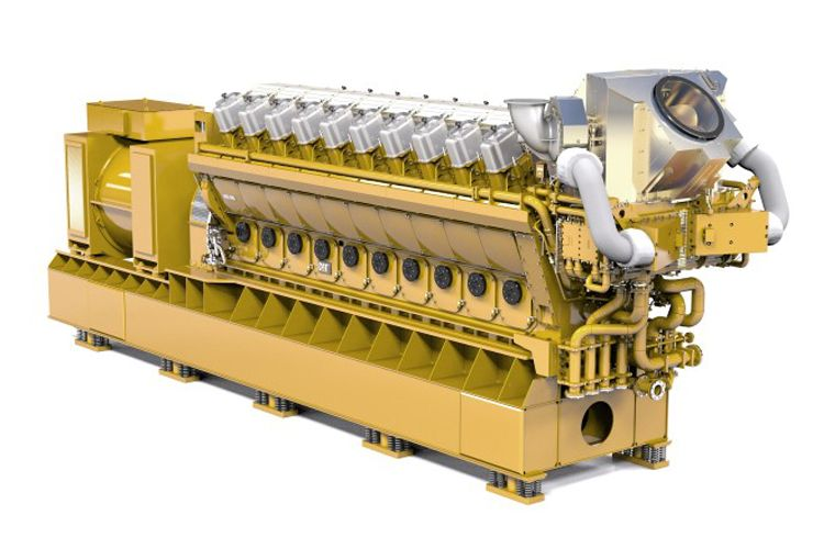 GCM34 Electronic Power Generator Sets
