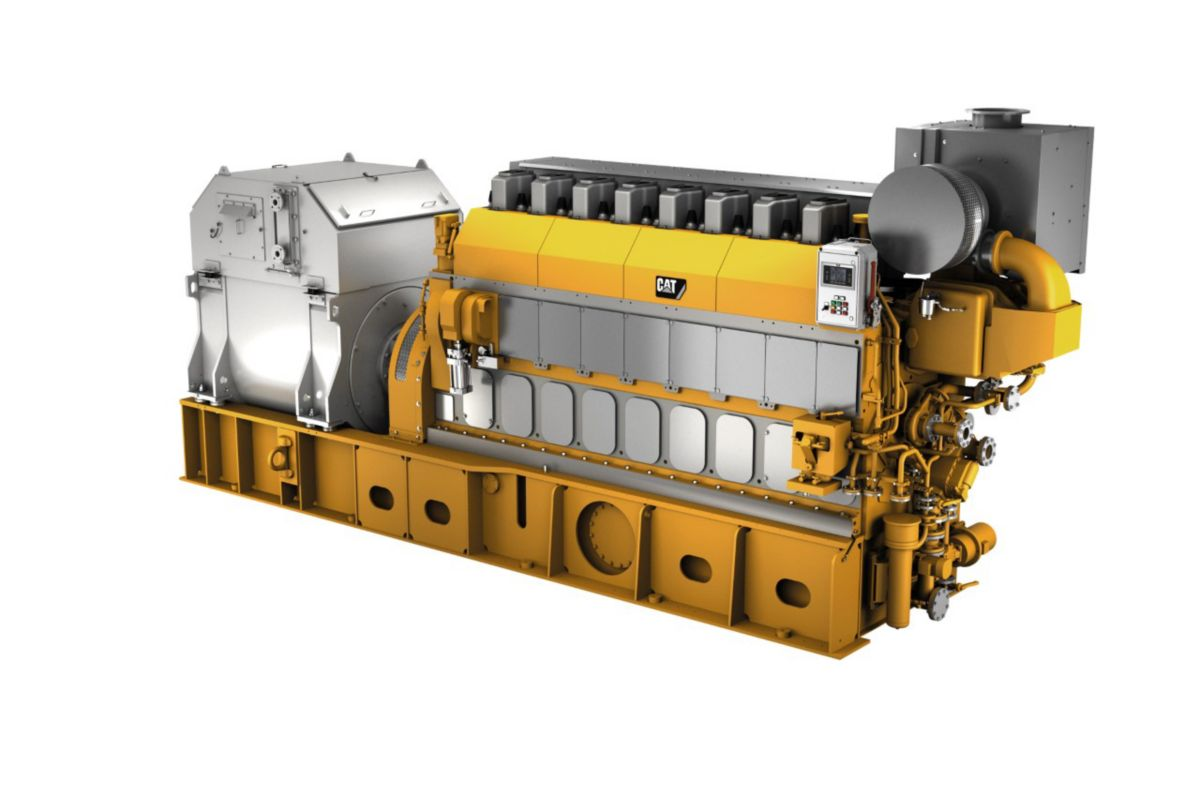 CM25E Electronic Power Generator Sets>