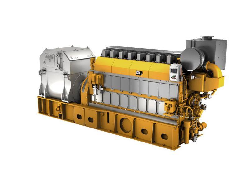 CM25E Electronic Power Generator Sets