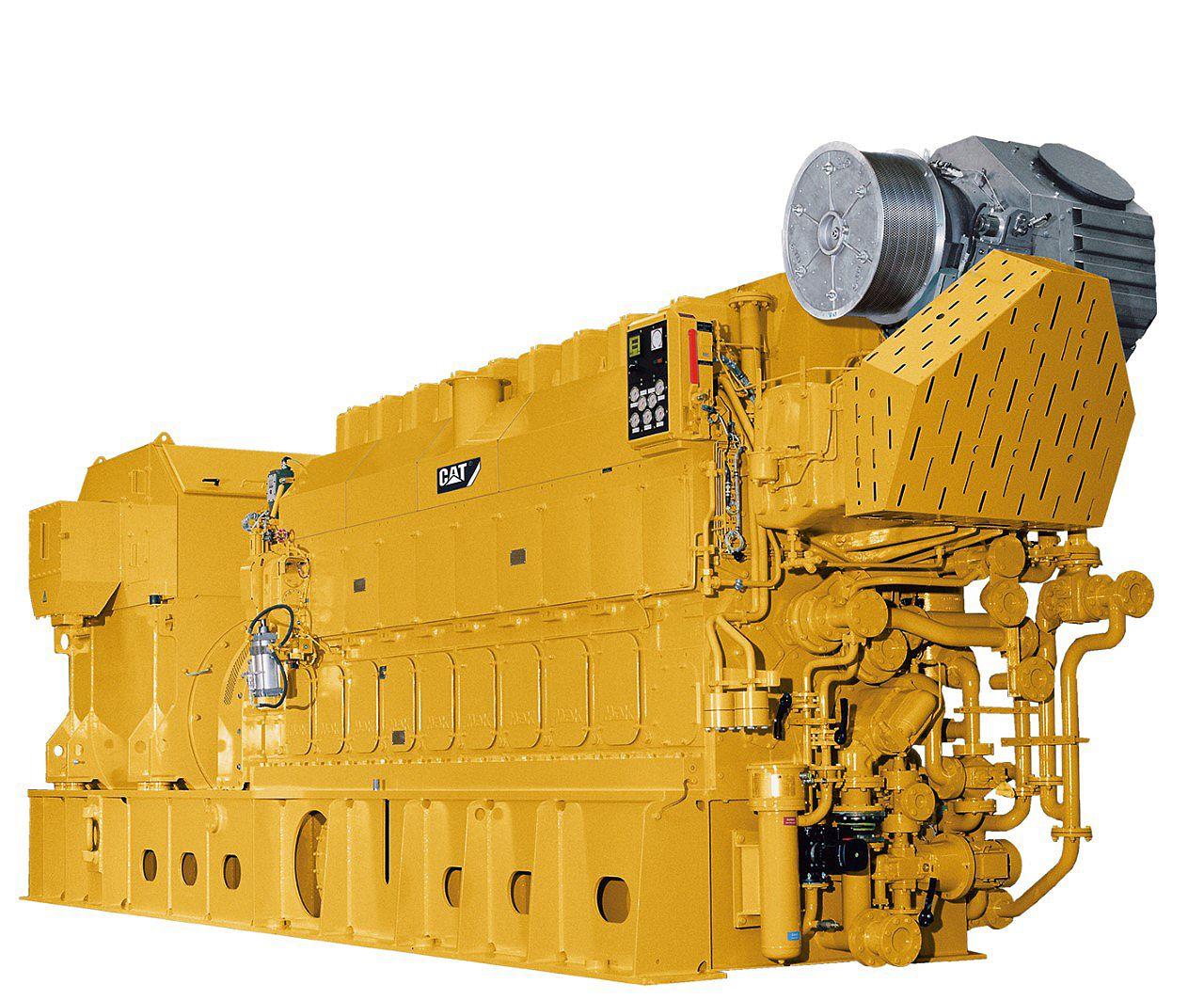 CM25C Electronic Power Generator Sets