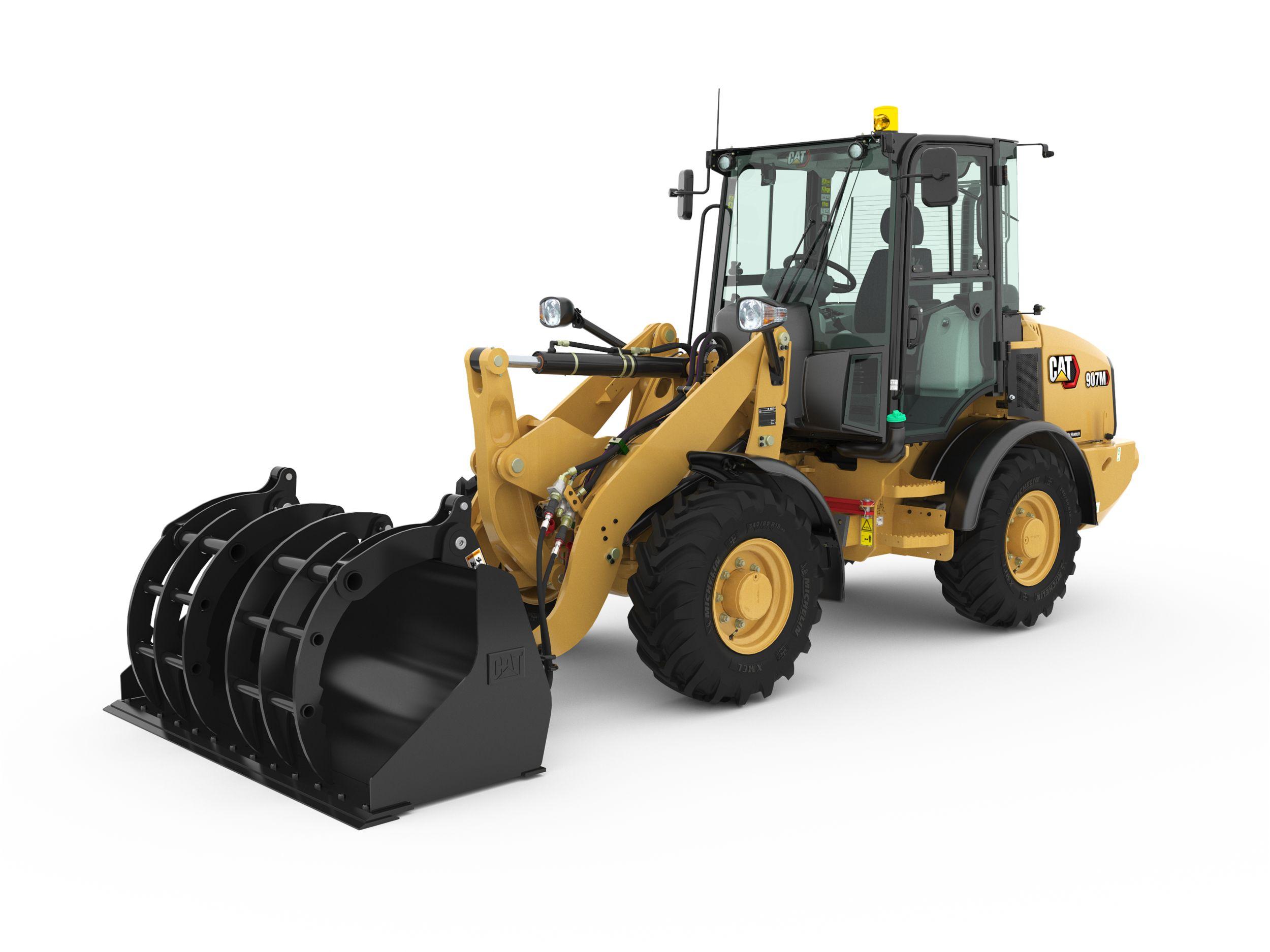 907M Ag Handler - Agricultural Arrangement