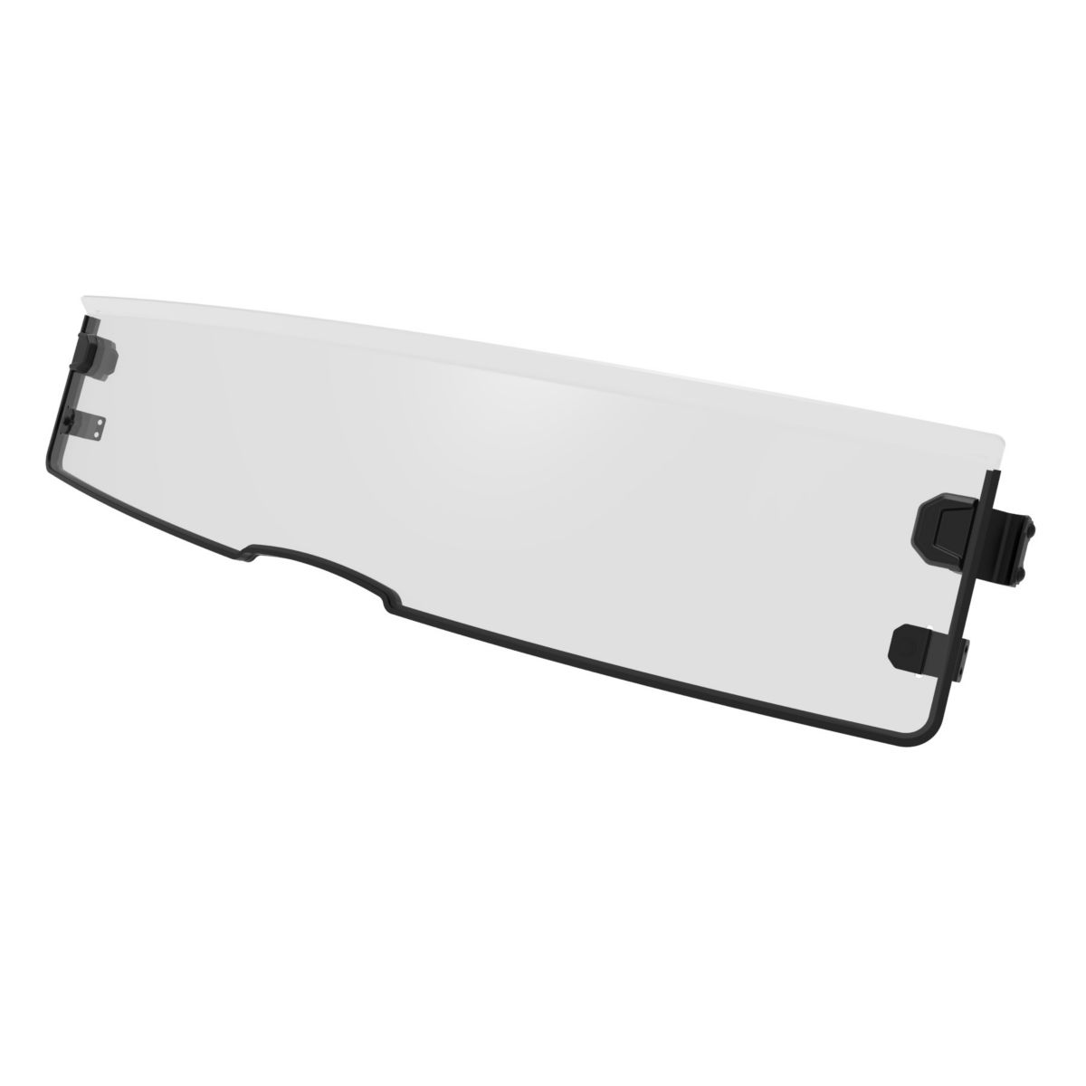 Hard Coated Polycarbonate Half Windshield